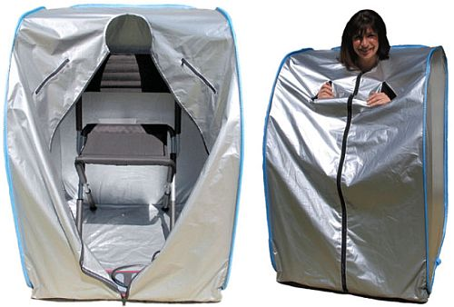 Portable Sauna, Far Infrared Saunas & Clothing, Rancho Cucamonga, CA